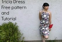 Woman Dress Pattern