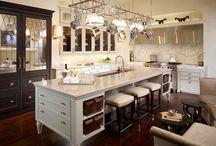 kitchens / by Davina Zahra
