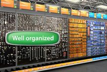 Builders Hardware / Hillman presents a full line Builder's Hardware program.  Over 2,000 quality products offered in the sizes, finishes and package types your customers demand.  Designed to satisfy a wide array of customers covering farm, ranch, mass merchant, builder and retail hardware.