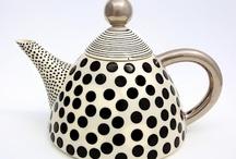 Teapots-teáskannák