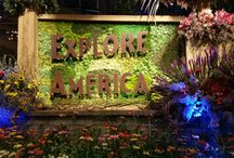 Philadelphia Flower Show 2016 / Explore America Philadelphia Flower Show 2016