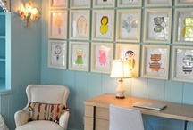 Shared Girls Room Inspiration / by Altaira McComb