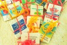 boletus / coleccion de boletos por plantita del sol
