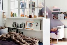Bedroom: sleeping area