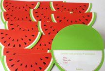 Festa Magali melancia