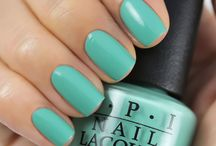 Suzi's Color Story: Teal / by OPI