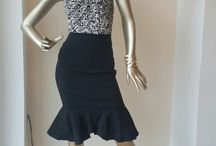 Casual outfits / Atuendos casuales Anntu diseñadores