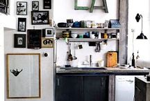 Kitchen Decor / Things I'd like in my kitchen