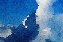 Akvarel - watercolor