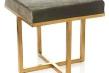 STOOLS & SIDE TABLES