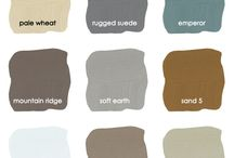Interior House Color Ideas / by Pam Atkinson