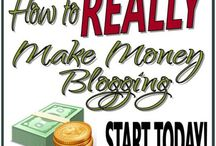 Blogging ~Business~Etzy / Readdy to enter the world of blogging??? With Pinterest,   Sure I am! / by Amina Baker