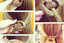 Tecnica de Peinados