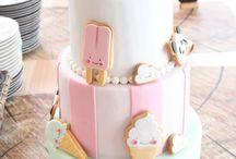 Cakes / Heb je een verjaardag? Hier leuke ideetjes voor taarten of een cake.