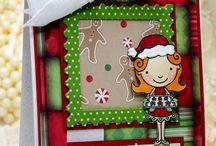Christmas Card Ideas / by Tai Larsen