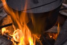 Outdoor Cooking - Dutch Oven / Dutch oven recipes for camping and RVing.