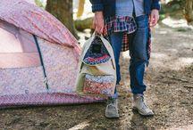 Outdoorsy Fashion / Camper Chic