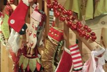 Christmas in July and Other Cool Places / Christmas in July at the Christmas Shoppe, lots of interesting knick knacks at The Donkey Nest, and the views around Linville Land Harbor