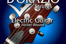 Strings and accessories