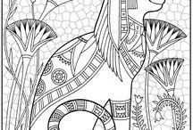 батик, идеи рисунков для батика