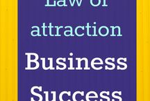 LOA Business Succes / Law of attraction business success tips.  The law of attraction works in all areas of your life even in your business.   Check out the 30-day LOA Business Challenge http://morningbusinesschat.com/law-of-attraction-challenge/