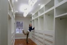Home Inspiration: Master Closet