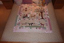 dětské deky různé