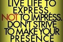 Words of Wisdom / by Cierra Vaught