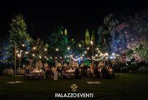 Wedding decor by PalazzoEventi / Свадебный декор
