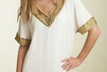 Blouses and tunics