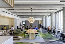 Biura - przestrzenie socjalne