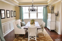 New house dining room ideas