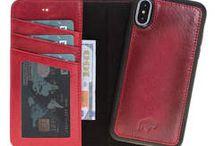Burkley Leather iPhone X Cases