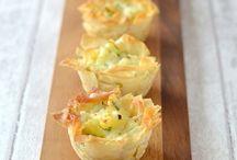 #Wedding #Breakfast #Vegetarian / Delicious vegetarian ideas for wedding receptions