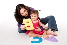 Talk, Read, Sing / Activities and ideas for helping little ones develop early language skills.
