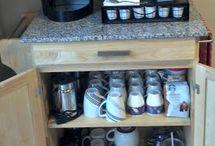 Carrinhos e Buffet's para a hora do Café