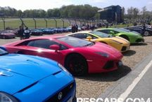 Rescars at Blancpain GT Series at Brands Hatch