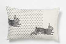 Nice cushions / by Something Nice Today