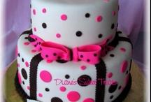 Food - Cake / Cake, cake bars, cheese cake, pound cakes, etc / by Elvira Massa