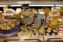 Cheese Displays I Have Known / Cheese Displays from all over the US that I have seen, created, enjoyed