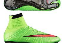 Ryan's Soccer Boots