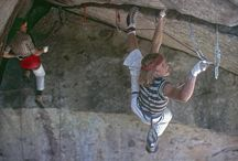 Climbing in the 80s