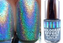 LAYLA Nail Polish / LAYLA Cosmetics is an Italian cosmetics company based in Milan and has produced and distributed its own high quality brand, for fashion conscious and discerning women, for over 60 years.