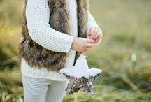 Kids winter outfit