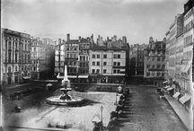 Lyon il y a longtemps