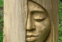 Woodcaeving