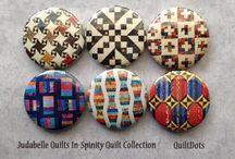 Judabelle Quilts Designs Quilt Dots
