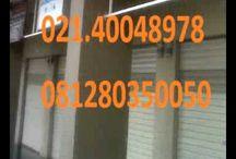 TEKNISI ROLLING DOOR PANGGILAN MURAH - 085101937411