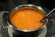 soups - soepen / the most delicious soups - de lekkerste soepen