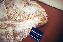 my wedding  / kebaya tradition Indonesia's wedding dress